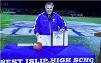 West Islip Dedicates Wayne Shierant Field thumbnail135849