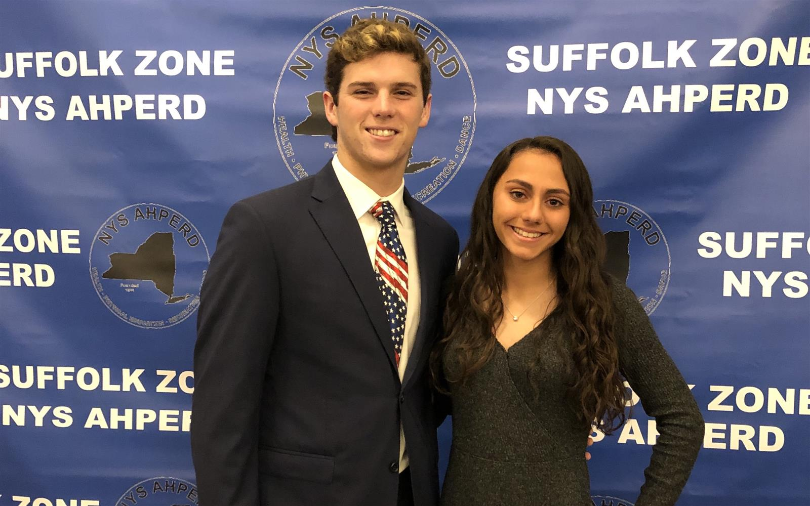 DiCapua and Sgueglia Recognized as Suffolk Zone Winners